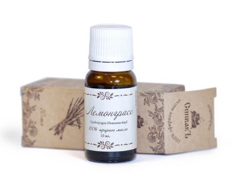 Эфирное масло Лемонграсса | 10 мл | СпивакЪ