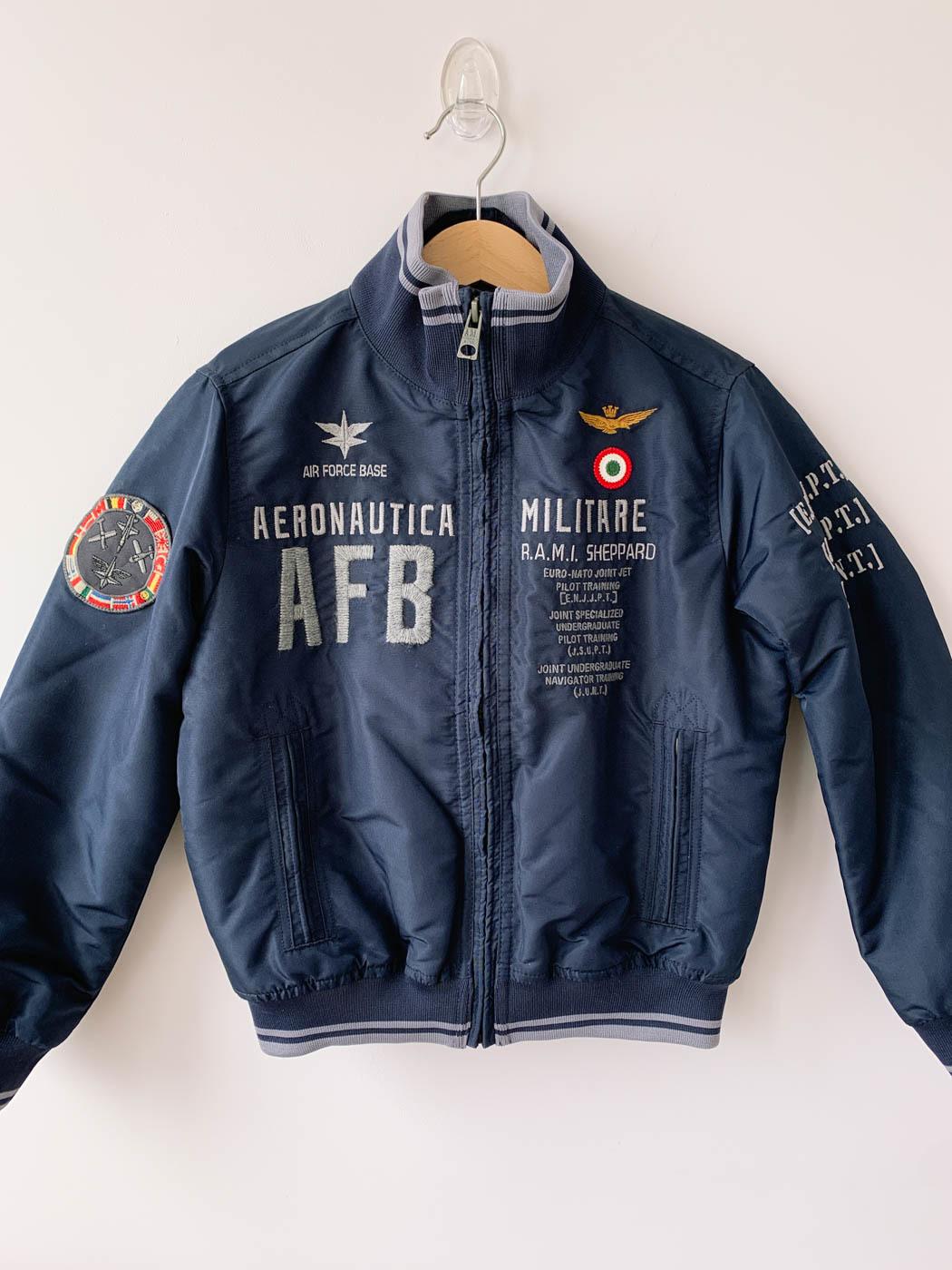 Бомбер Aeronautica Militare
