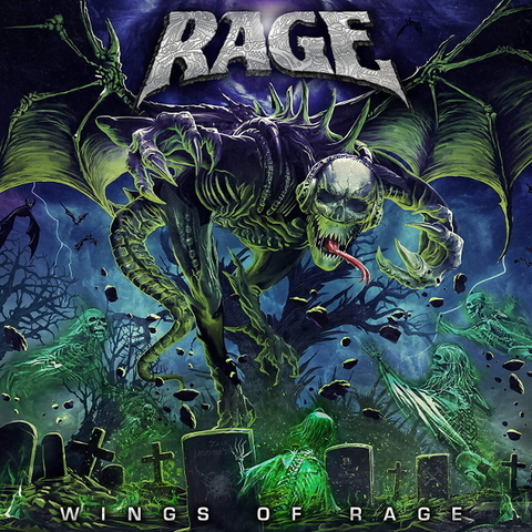 Rage / Wings Of Rage (2LP)