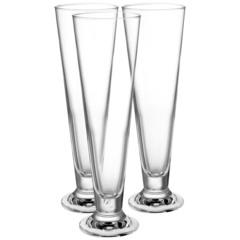 Набор из 3 бокалов для пива «Palladio», 390 мл, фото 3