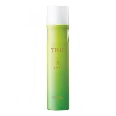 Lebel Trie: Спрей-воск легкой фиксации для волос (Spray 5)