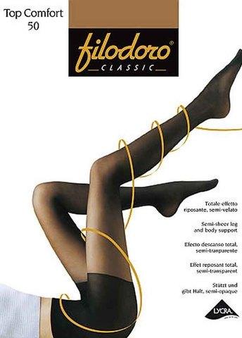 Женские колготки Top Comfort 50 Filodoro