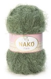 Пряжа Nako Paris 45 хаки