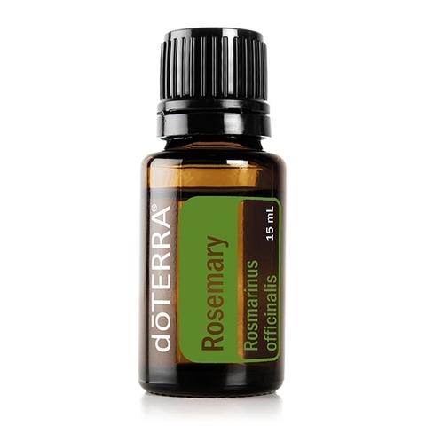 Розмарин (Rosmarinus officinalis), эфирное масло, 15 мл / ROSEMARY ESSENTIAL OIL