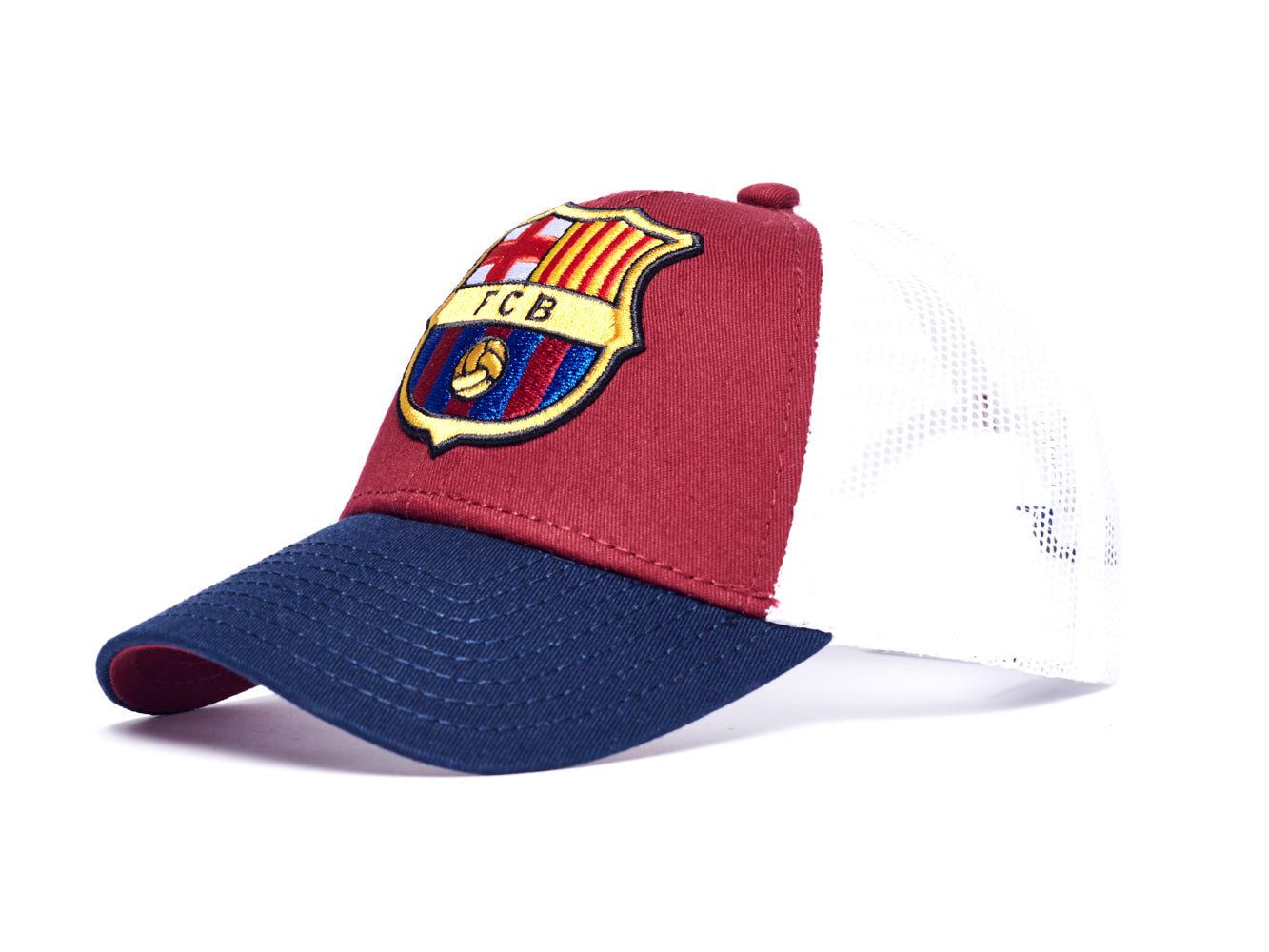 Бейсболка Барселона (детская)
