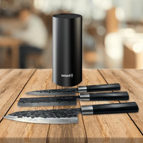 Набор из 3 кухонных ножей