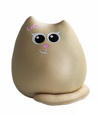 Подушка-игрушка антистресс Gekoko «Кошечка Золотко» 2