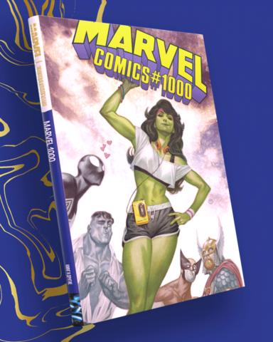 Marvel Comics #1000 (Эксклюзивное издание для «Чук и Гик»)