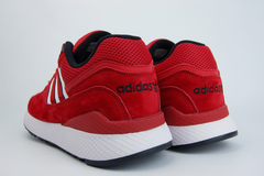 кроссовки Adidas Ultra Tech Red / White