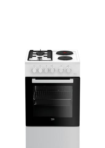 Комбинированная плита Beko FFSS54000W