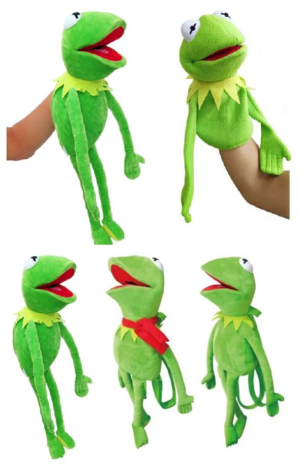 Маппет шоу игрушка Лягушонок Кермит в ассортименте