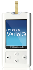 Глюкометр One Touch Verio IQ  (Уан Тач Верио АйКью)