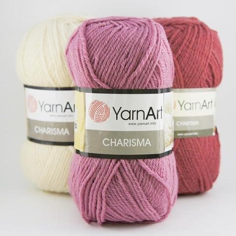 Charisma  (Yarn Art)