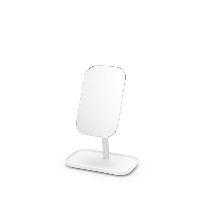Зеркало с подставкой, Белый, арт. 280726 - фото 1
