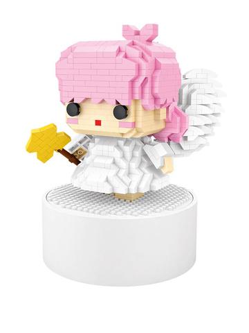 Конструктор LOZ Музыкальная шкатулка Ангел 950 деталей NO. 9851 Angel MusicBox Series