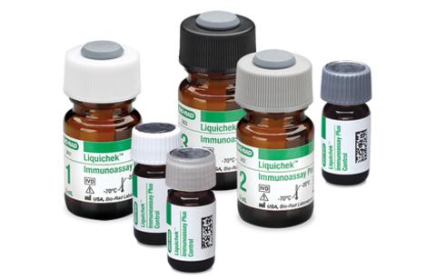 549 Ликвичек «Опухолевые маркеры», уровень 3, 6 х 2 мл (TUMOR MKR 3 LIQ 6X2ML) Bio-Rad Laboratories, Inc. (США)