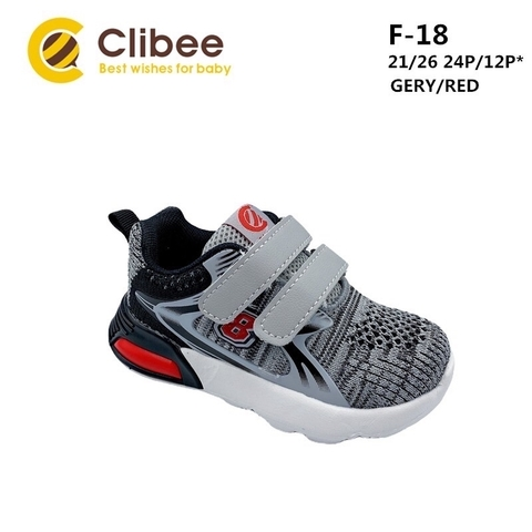 Clibee F-18  Grey/Red 21-26