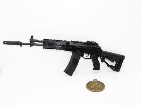 Kalashnikov AK12 scale 1:4