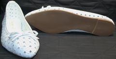 Балетки босоножки Vasari Gloria 19Y38860-37 White.