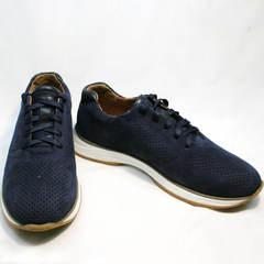 Модные кроссовки мужские Faber 1957134-7 Blue