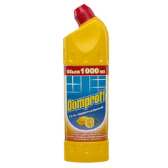 Универсальное чистящее средство Domproff гель 1 л