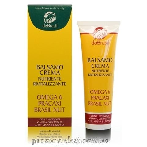 Dobrasil balsamo capelli nutriente revitalizzante omega 6 - Восстанавливающий бальзам для волос