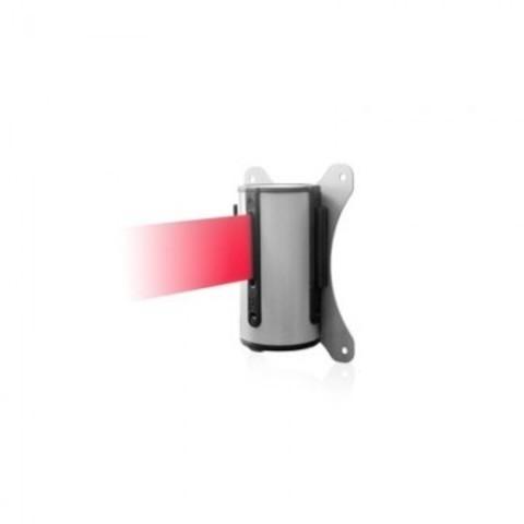 Настенный блок-ограждение Барьер с красной вытяжной лентой (200 см)