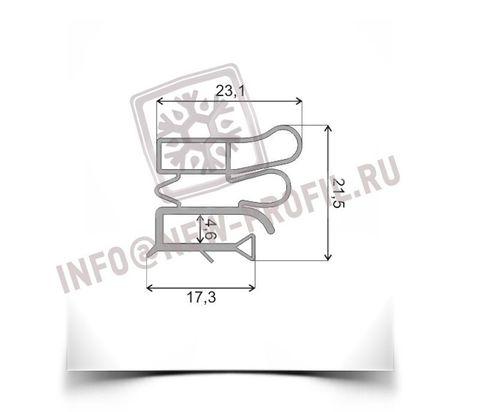 Уплотнитель для холодильника Позис Мир 102-2 х.к. 900*560 мм(012)