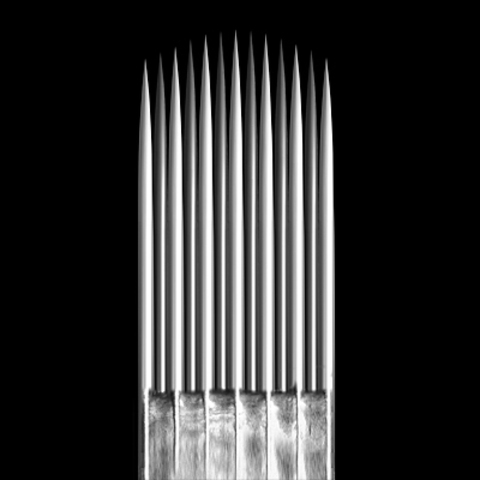 KWADRON 0.40 mm LONG TAPER 9 RM