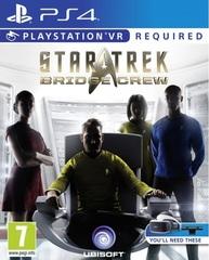 Star Trek: Bridge Crew (PS4, только для PS VR, английская версия)