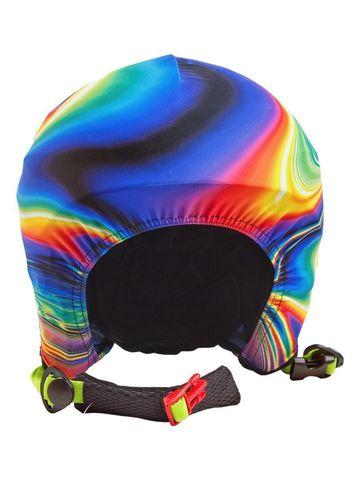 Нашлемник на шлем Sea multicolor M
