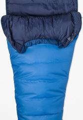 Спальник Marmot Trestles 15 Long X wide, Cobalt Blue/Blue Night - 2