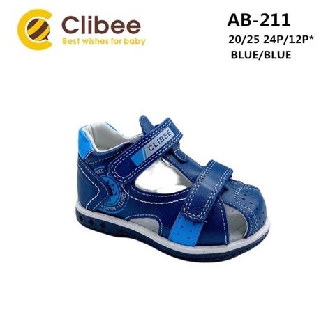 Clibee AB-211 Blue/Blue 20-25