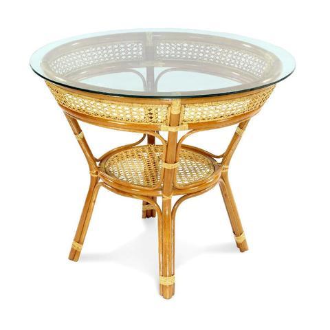 Стол обеденный «Ява» из ротанга