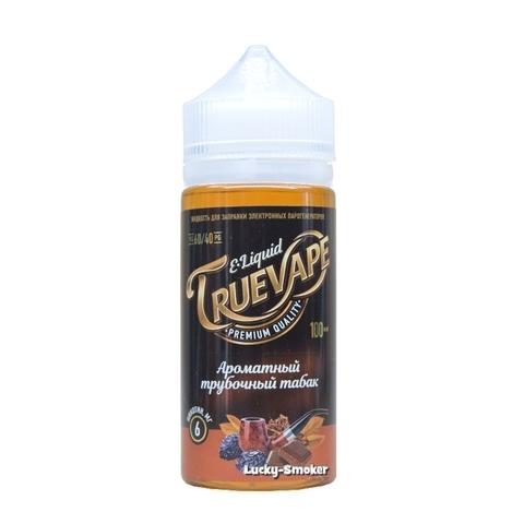 Жидкость True Vape 100 мл Ароматный Трубочный Табак