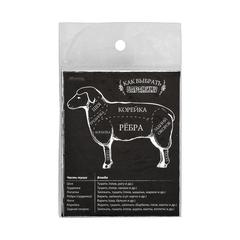 Магнит-шпаргалка «Как выбрать мясо» 11х8,5 см