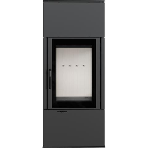 Печь-камин Kratki THOR/VIEW (8 кВт) Под заказ