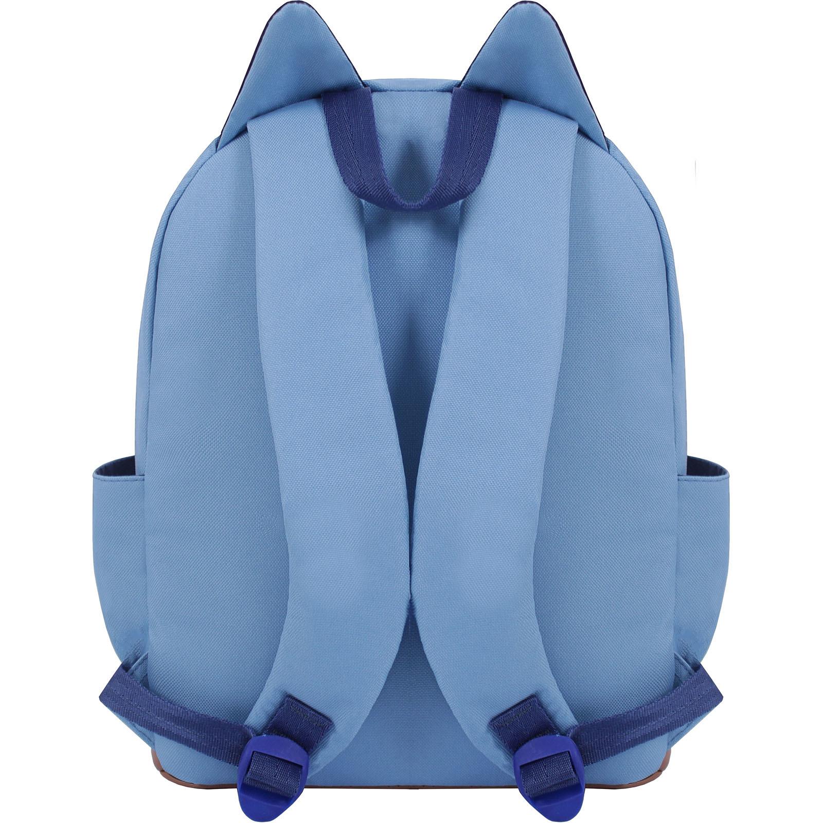 Рюкзак Bagland Ears голубой (0054566) фото 3