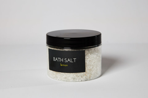 Соль для ванн Lemon