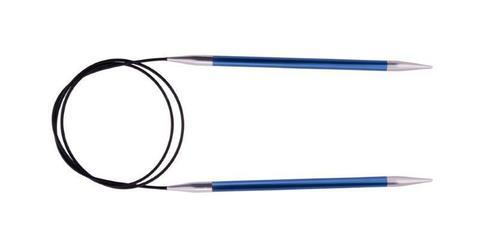 Спицы KnitPro Zing круговые 4,5 мм/100 см 47160