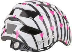 Велошлем детский (52-56см) Bobike Helmet Plus S Pinky Zebra - 2