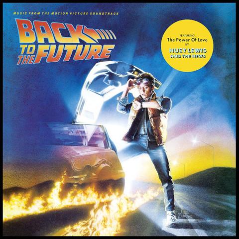 Виниловая пластинка. OST - Back To The Future