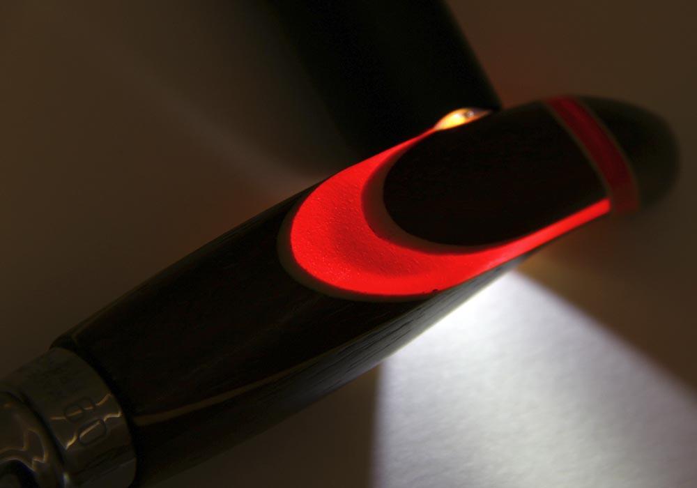 Нож авторский Opinel 09 Red полированный клинок - фотография