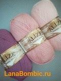 Пряжа Alize Angora Gold 271 жемчужно-розовый