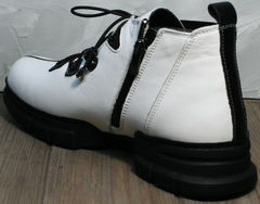 Ботинки на осень женские Ripka 146White