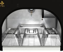 Гроутент Dark Room Twin 90 (90х90х220)