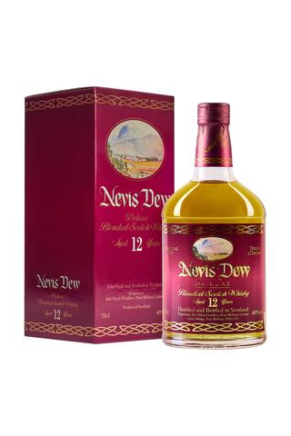 Ben Nevis Nevis Dew De Luxe aged 12 years