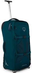 Сумка-рюкзак на колесах Osprey Farpoint Wheels 65, Petrol Blue