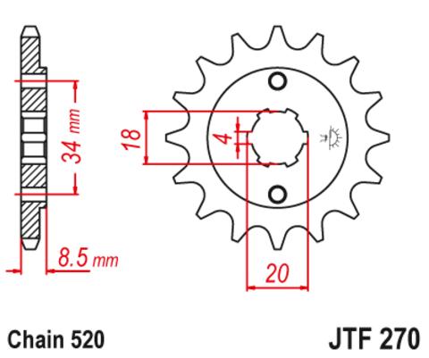 JTF270