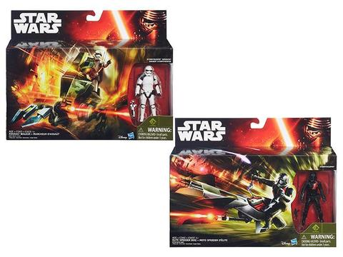 Star Wars The Force Awakens Episode VII Class I Vehicle Wave 01